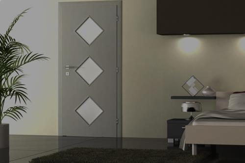 Laminátové dvere